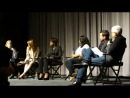 the help cast sag awards screening q and a emma stone jessica chastain viola davis octavia spencer 3